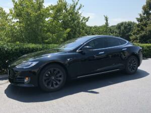 2018 Tesla Model S, LLumar CTX40 01