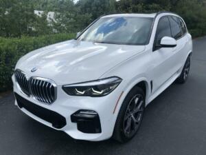 2019 BMW X5, LLumar CTX25 and AIR80 01