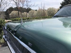 1965 Dodge Custom 880 Convertible, ORAFOL ORACAL Gloss Fir Tree Green Metallic 08
