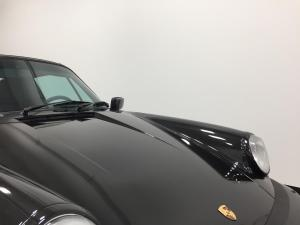 1989 Porsche 930 Turbo Cabriolet, 3M Gloss Metallic Black 03