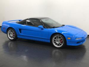 1992 Acura NSX, Avery Dennison Gloss Intense Blue 03