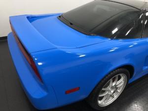 1992 Acura NSX, Avery Dennison Gloss Intense Blue 21