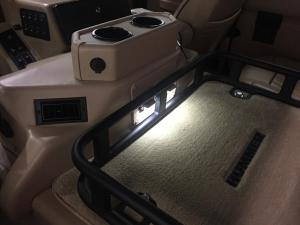 1997.5 Hummer H1, Multimedia, Camera, and Lighting Systems