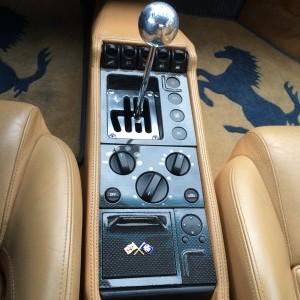 1997 Ferrari F355 Spyder, Carbon Fiber Overlay
