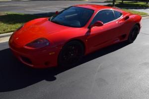 1999 Ferrari 360, LLumar CTX40 and AIR80