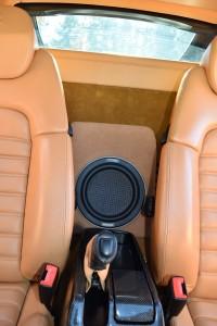 1999 Ferrari 360, Dash Upholstery Replacement and Carbon Fiber Trim