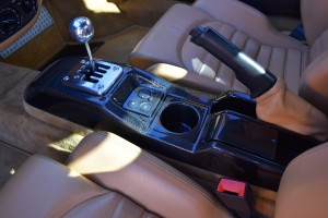 1999 Ferrari 360, Dash Upholstery Replacement and Carbon Fiber Trim