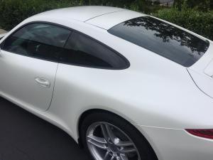 2013 Porsche 911 Carrera, Avery Dennison Satin White Pearl
