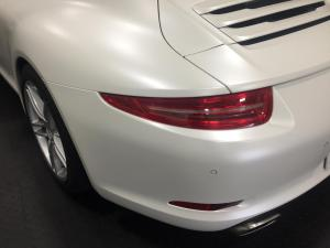 2013 Porsche 911 Carrera, Avery Dennison Satin White Pearl 06