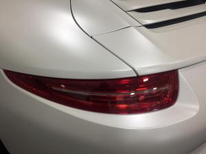 2013 Porsche 911 Carrera, Avery Dennison Satin White Pearl 07