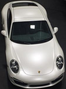 2013 Porsche 911 Carrera, Avery Dennison Satin White Pearl 08