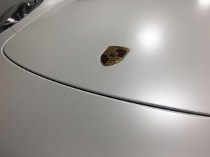 2013 Porsche 911 Carrera, Avery Dennison Satin White Pearl 10
