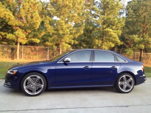 2014 Audi S4, Huper Optik Ceramic 40