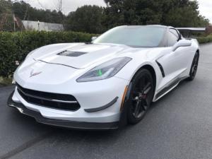 2014 Chevrolet Corvette, 3M Gloss Flip Ghost Pearl 11
