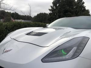 2014 Chevrolet Corvette, 3M Gloss Flip Ghost Pearl 12