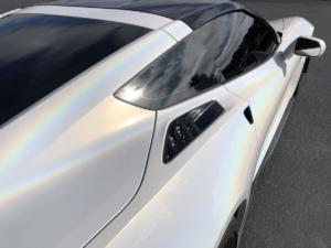 2014 Chevrolet Corvette, 3M Gloss Flip Ghost Pearl 15