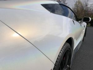 2014 Chevrolet Corvette, 3M Gloss Flip Ghost Pearl 16