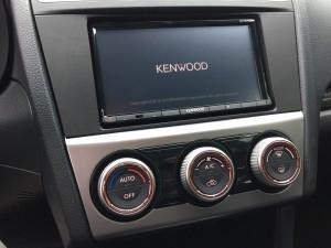 2016 Subaru Impreza WRX, Kenwood DDX9702S