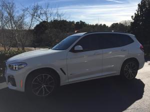 2018 BMW X5, LLumar CTX40 01