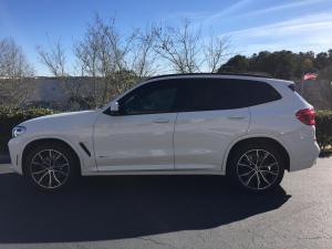 2018 BMW X5, LLumar CTX40 02