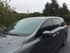 2018 Honda Odyssey, LLumar CTX40 and AIR80 02