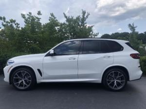 2019 BMW X5, LLumar CTX25 and AIR80
