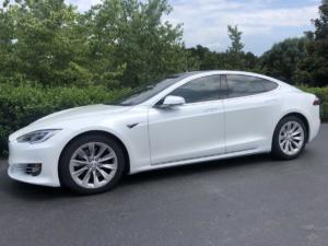 2019 Tesla Model S, LLumar CTX40