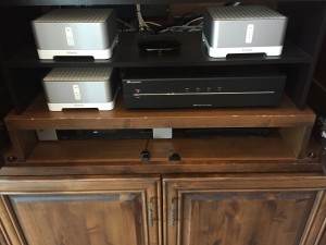 Ballast Point SONOS Connect:AMPs