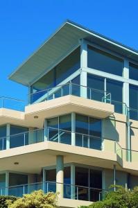 Exterior Beach House with LLumar